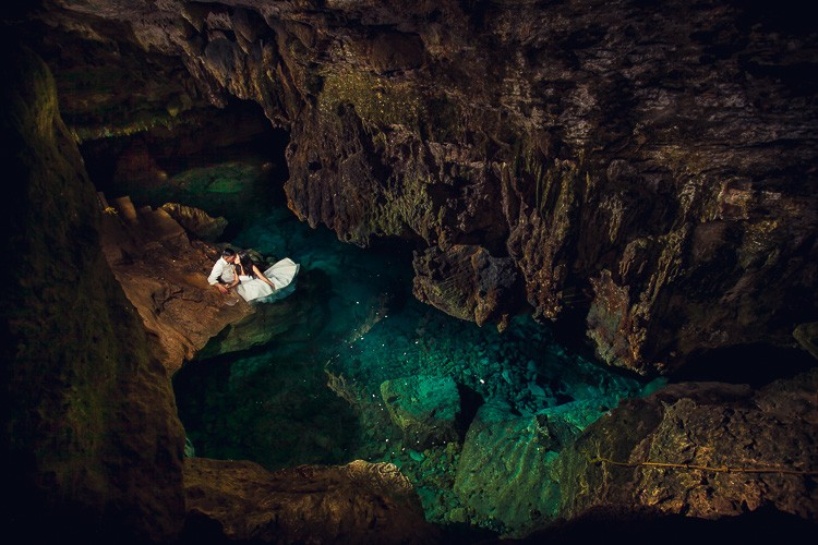 Cave Wedding Photos-23