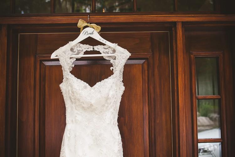 elegant muskoka dock wedding-1
