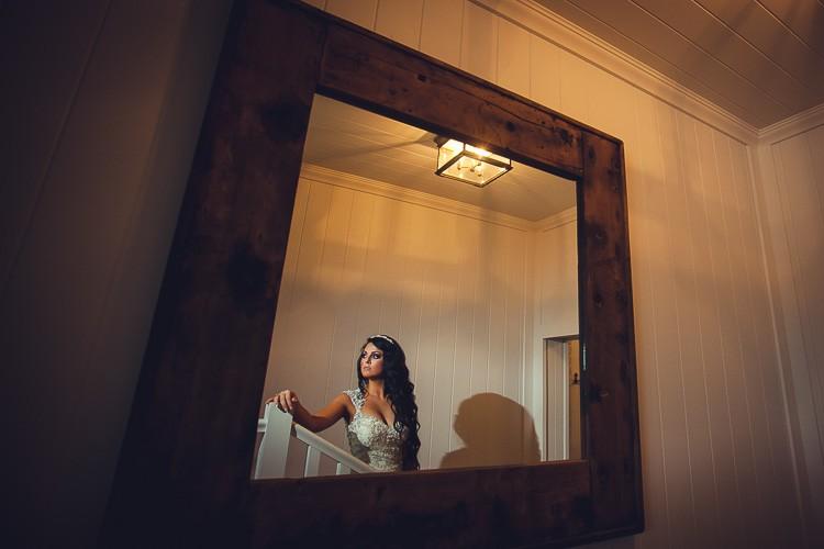 elegant muskoka dock wedding-18