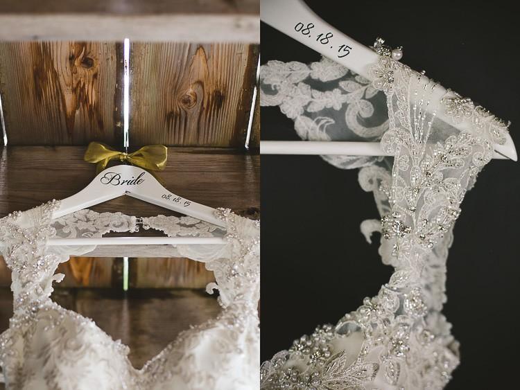 elegant muskoka dock wedding-2