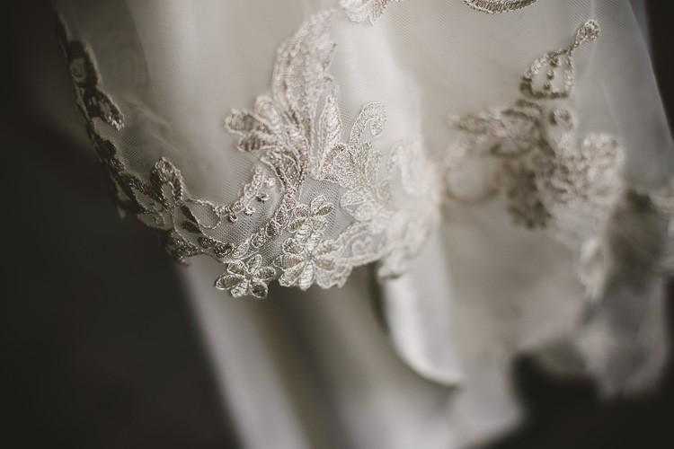 elegant muskoka dock wedding-3