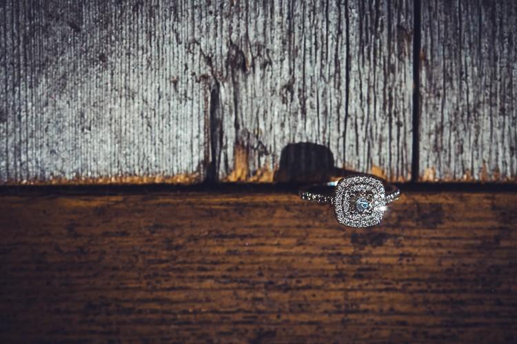elegant muskoka dock wedding-4