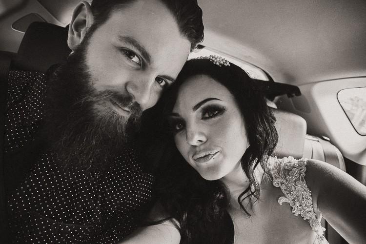 elegant muskoka dock wedding-47