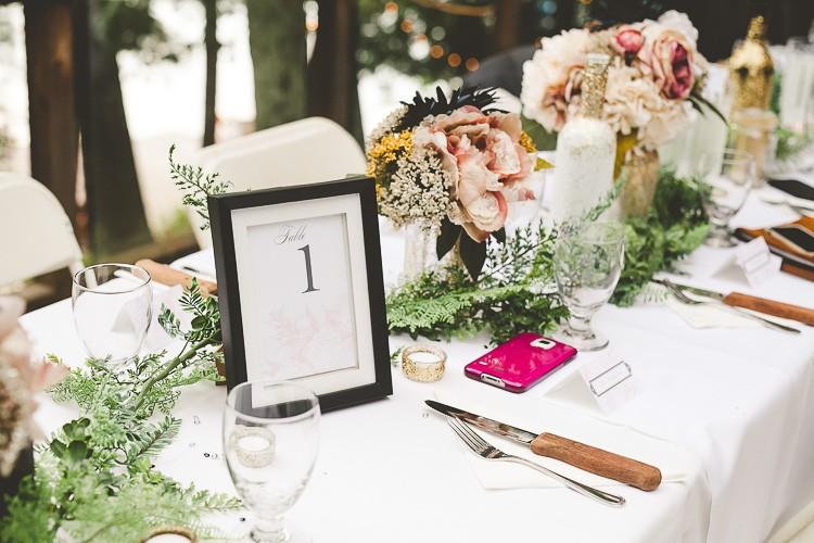 elegant muskoka dock wedding-55