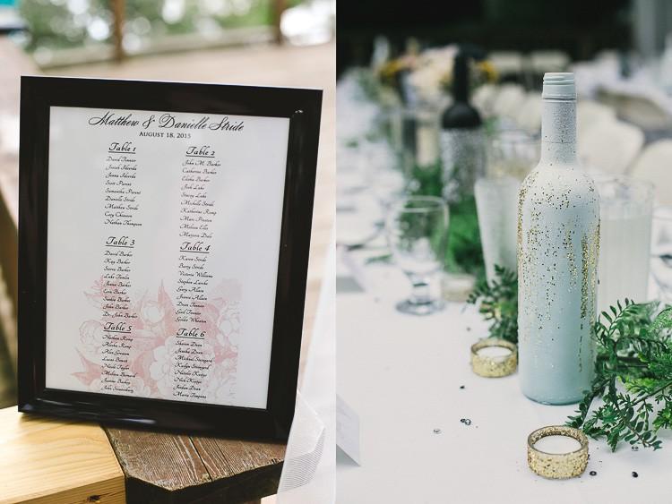 elegant muskoka dock wedding-57