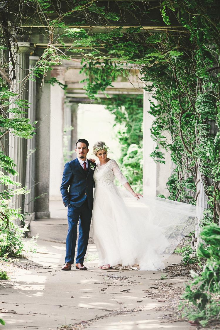 A Whimsical Pride Prejudice Inspired Wedding Michael Steingard